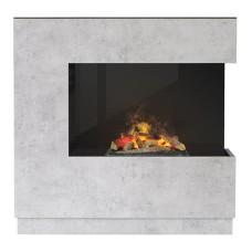 kominek elektryczny Dimplex Optiflame Zen beton