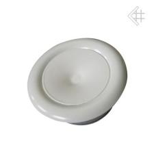 anemostat biały fi 100 mm