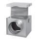 filtr do wentylatora kominkowego izolowany fi 125