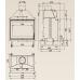wkład kominkowy KFD ECO 70