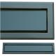 kratka wentylacyjna szczelinowa zamykana z szybką OTI 60 grafit-czarny