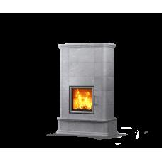 kominek akumulacyjny piec ze steatytu dwustronny TULIKIVI AKKO 1800 2D CLASSIC
