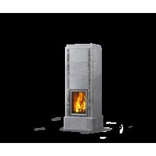 kominek akumulacyjny piec ze steatytu TULIKIVI KELVA S 1800 NATURAL