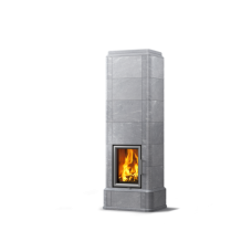 kominek akumulacyjny piec ze steatytu TULIKIVI KELVA S 2100 CLASSIC