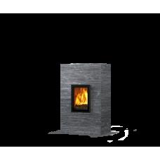 kominek akumulacyjny piec ze steatytu TULIKIVI KOLI 1500 GRAFIA
