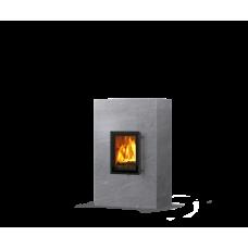 kominek akumulacyjny piec ze steatytu TULIKIVI KOLI 1500 RIGATA