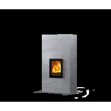 kominek akumulacyjny piec ze steatytu dwustronny TULIKIVI KOLI 1800 2D CLASSIC