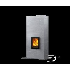 kominek akumulacyjny piec ze steatytu dwustronny TULIKIVI KOLI 2100 2D CLASSIC