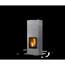 kominek akumulacyjny piec ze steatytu dwustronny TULIKIVI KOLI S 1800 2D RIGATA