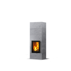 kominek akumulacyjny piec ze steatytu dwustronny TULIKIVI KOLI S 1800 2D CLASSIC