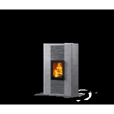 kominek akumulacyjny piec ze steatytu TULIKIVI LAMPO 1500 GRAFIA