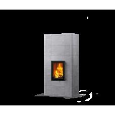 kominek akumulacyjny piec ze steatytu TULIKIVI LAMPO 1800 CLASSIC