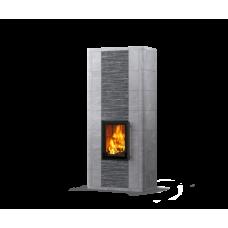 kominek akumulacyjny piec ze steatytu TULIKIVI LAMPO 2100 GRAFIA