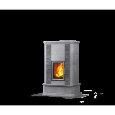 kominek akumulacyjny piec ze steatytu TULIKIVI OTRA 1500 GRAFIA