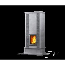 kominek akumulacyjny piec ze steatytu TULIKIVI OTRA 2100 GRAFIA