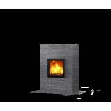 kominek akumulacyjny piec ze steatytu TULIKIVI RAITA 1500 GRAFIA