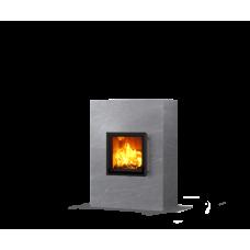 kominek akumulacyjny piec ze steatytu TULIKIVI RAITA 1500 RIGATA
