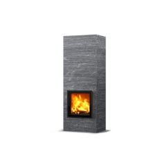 kominek akumulacyjny piec ze steatytu TULIKIVI RAITA S 2100 GRAFIA