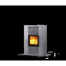 kominek akumulacyjny piec ze steatytu TULIKIVI SALVO 1500 GRAFIA