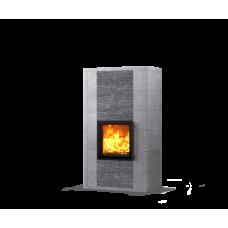 kominek akumulacyjny piec ze steatytu TULIKIVI SALVO 1800 GRAFIA