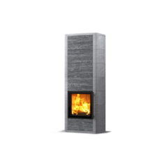 kominek akumulacyjny piec ze steatytu TULIKIVI SALVO S 2100 GRAFIA