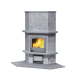 kominek akumulacyjny piec ze steatytu TULIKIVI KTU 1410T 1