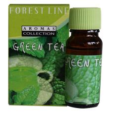 Olejek do aromaterapii o zapachu zielonej herbaty