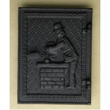 drzwiczki rewizyjne kominiarz czarny