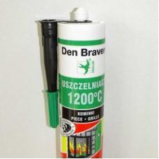 uszczelniacz - pasta grafitowa - mastyka  1200°C - 310 ml