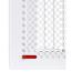 kratka wentylacyjna do kominka TREND 450x170 z żaluzją