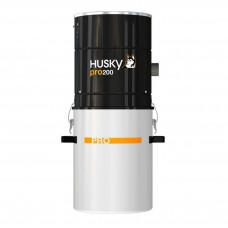 odkurzacz centralny wodny Husky Pro 200