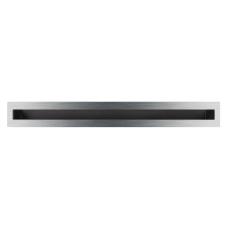 kratka wentylacyjna do kominka luft 6 x 80 szlif