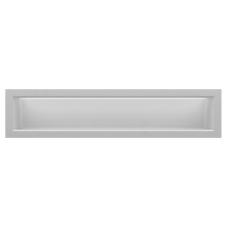 kratka wentylacyjna do kominka luft 9 x 40 biały