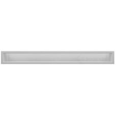 kratka wentylacyjna do kominka luft 9 x 80 biały