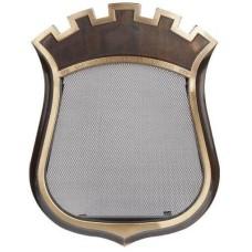 kratka wentylacyjna do kominka herb z koroną