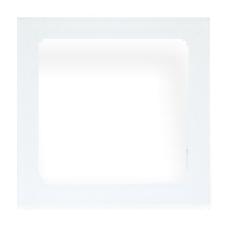 ramka maskująca plastikowa do gniazd ASKO biała
