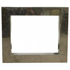rama portalowa kominkowa 10 cm - 750 x 522 mm - granit Galaxy Star