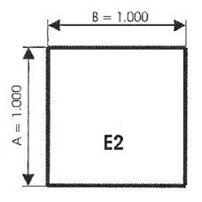 szyba hartowana pod piec kominek E2