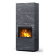 kominek akumulacyjny piec ze steatytu TULIKIVI HENKA 1800 nobile