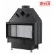 wkład kominkowy Unico Dragon 6 12 kW